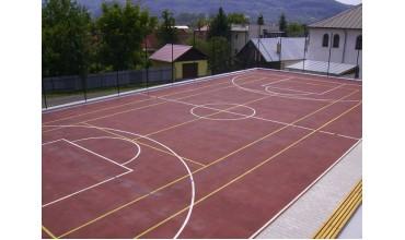 Športová podlaha